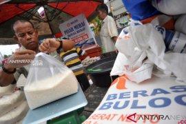 Bulog operasi pasar beras di 20 titik Jakarta untuk stabilisasi harga