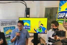 Sandiaga Uno perkenalkan konsep Rumah Siap Kerja untuk tanggulangi pengangguran