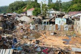 Lokasi Bom Bunuh Diri Sibolga