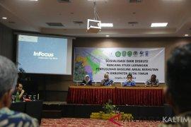Kutai Timur Menjadi Project Kalimantan Forest