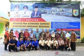 Pemkab Serdang Bedagai ajak masyarakat menjaga kelestarian sungai