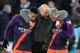 Guardiola puji sikap keterbukaan Gabriel Jesus terkait jam bermain