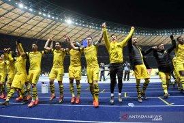 Hasil dan klasemen Liga Jerman, Dortmund kembali ke puncak