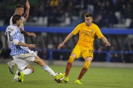 Hasil dan klasemen Liga Italia, ambisi empat besar Roma dijegal SPAL
