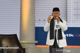 Jokowi-Ma'ruf bakal fokus pembangunan SDM