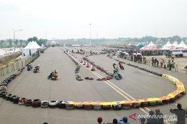 IMI Kabupaten Bekasi selenggarakan kejuaran balap sepeda motor