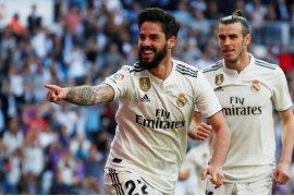 Madrid menang atas Celta, Isco dan Bale berikan Zidane awal baik
