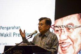 Kunjungan kerja wapres Jusuf Kalla