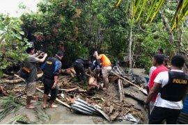 Korban banjir di Kabupaten Jayapura jadi 42 orang meninggal