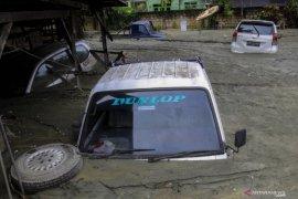 Korban banjir belum ditemukan di Sentani capai 74 orang