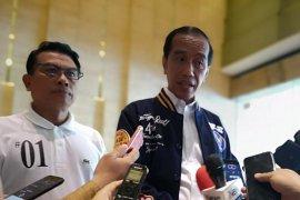 Jokowi katakan kasus Rommy tak pengaruhi elektabilitas