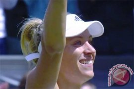 Cedera, Angelique Kerber mundur dari Madrid Open