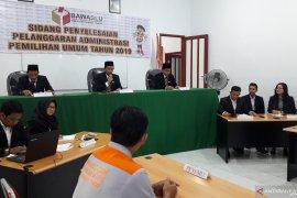 Caleg PDIP Bangka Tengah diduga lakukan pelanggaran pemilu