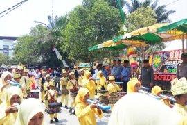 Wawali Tanjungbalai sambut kafilah pawai taaruf MTQN