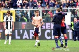 Hasil dan klasemen Liga Italia, Juventus kalah tapi tetap memimpin