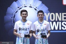 """Fajar-Rian hadapi """"Minnions"""" pada perempat final Singapura Open"""