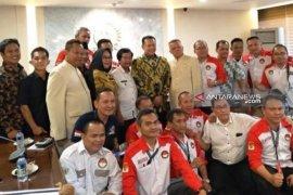 Wagub Babel yakin Komisi II DPR RI akan tindaklanjuti keinginan masyarakat Bangka Utara