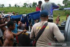 Jenazah WNA Malaysia terjepit bebatuan berhasil dievakuasi