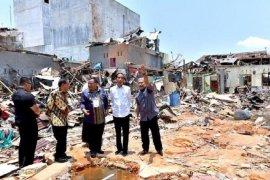 Datangi ke lokasi bom Sibolga, keberanian Jokowi dipuji