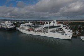 "Pelabuhan Benoa jadi ""Home Port Cruise"""