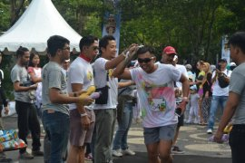 "Wali Kota Denpasar buka ""Colour Fun Run IPC Bali 2019"""