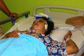 Terlupakan, korban dampak bom bunuh diri Sibolga masih dirawat intensif