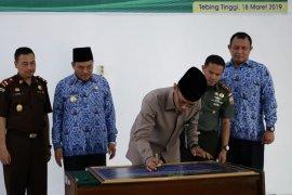 Deklarasi Zona Integritas di PN Tebing Tinggi