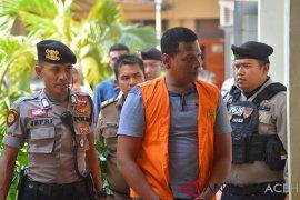 Vonis Mati Penyeludupan Sabu Dari Malaysia