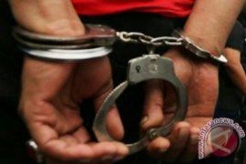 Pedagang es pencuri pistol anggota Polri di Denpasar ditangkap