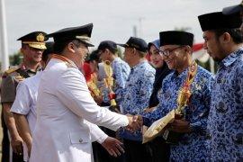 Gubernur Ridho: 55 Tahun Lampung Semakin Berdaya Saing