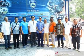 Komunitas Innova Reborn Medan dukung keselamatan berlalu lintas