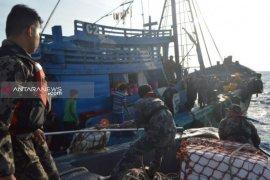 Jangan kasih kendor, KKP tangkap 20 kapal ikan ilegal
