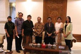 Koster dukung digitalisasi Bahasa Bali
