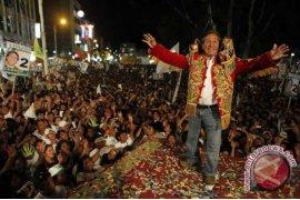 Mantan presiden Peru ditangkap di  AS