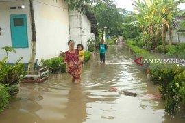 Dua desa di Kecamatan Tempurejo Jember diterjang banjir