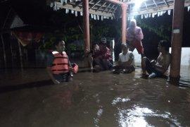 520 rumah dan puluhan hektare sawah di Desa Glundengan Jember terendam banjir
