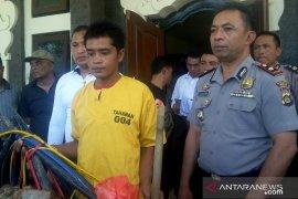 Polisi ringkus nelayan pencuri kabel