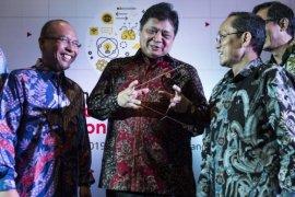 Menperin Airlangga resmikan lab digital ITB
