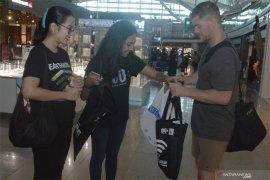 Angkasa Pura I-WWF bekerja sama edukasi lingkungan hidup di kawasan bandara