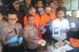 Seorang komplotan perampok Money Changer Tanjung Benoa ditembak mati
