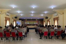 Tim Supervisi Mabes Polri Cek Kesiapan Pemilu di wilayah Singkawang, Bengkayang, dan Sambas