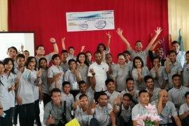 "INPEX Masela gelar ""Scholarship Orientation Day"" di Saumlaki"
