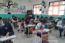 Ratusan Siswa SMP/MTs Ikuti OSN - Dilaksanakan Serentak Se-Indonesia