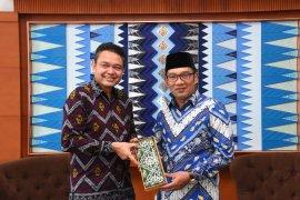 Ridwan Kamil bahas agenda 'ground breaking' IKEA