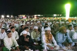 Polres Aceh Jaya zikir akbar doakan pemilu aman