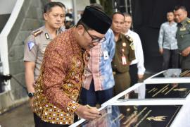 Ridwan Kamil resmikan kantor baru Bapenda Banjar-Sumedang