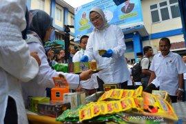 Badan POM musnahkan kosmetik dengan nilai Rp1,2 miliar