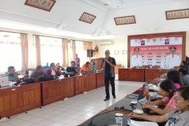PWI Bali-Diskominfo adakan UKW anggota muda