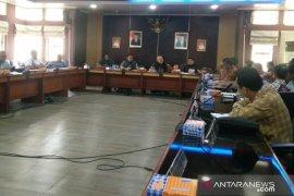 DPRD Babel diskusi bersama bupati dan walikota bahas Raperda RZWP3K