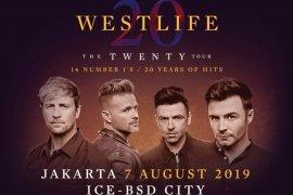Westlife akan gelar konser reuni pada Agustus di Indonesia